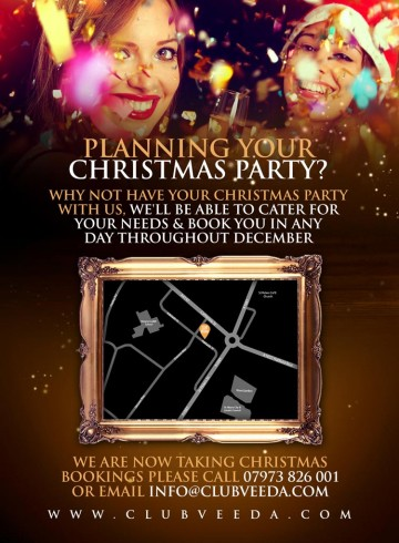 Christmas at Club Veeda